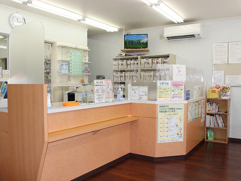 【画像】健祥堂薬局 栄町店 外観